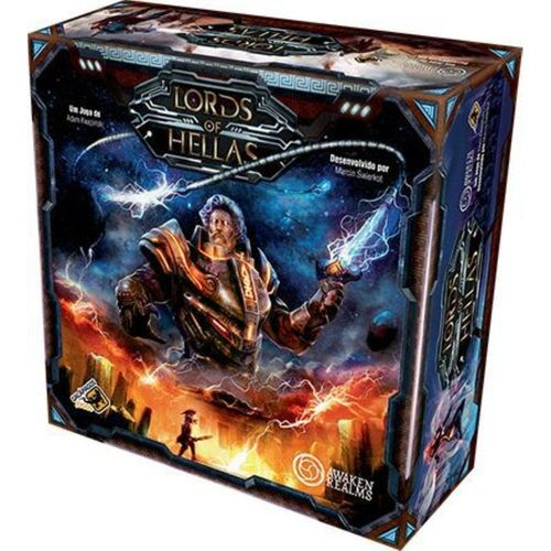 Board Game - Lords of Hellas