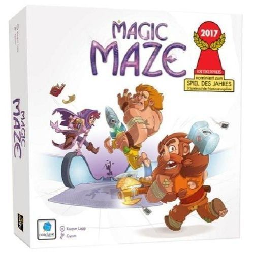 Board Game - Magic Maze