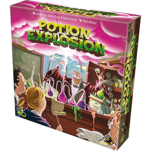 Board Game - Potion Explosion