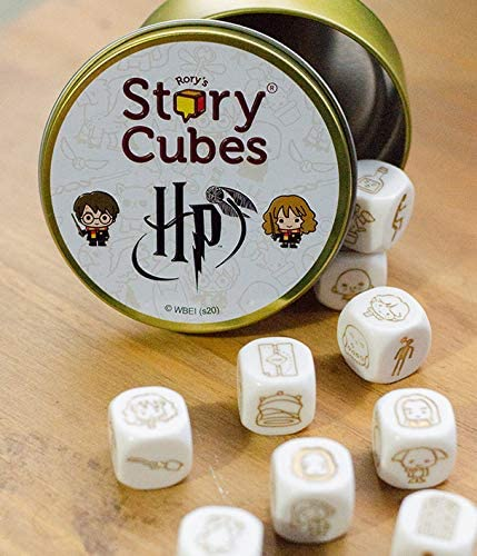 Board Game - Rorys Story Cubes Harry Potter