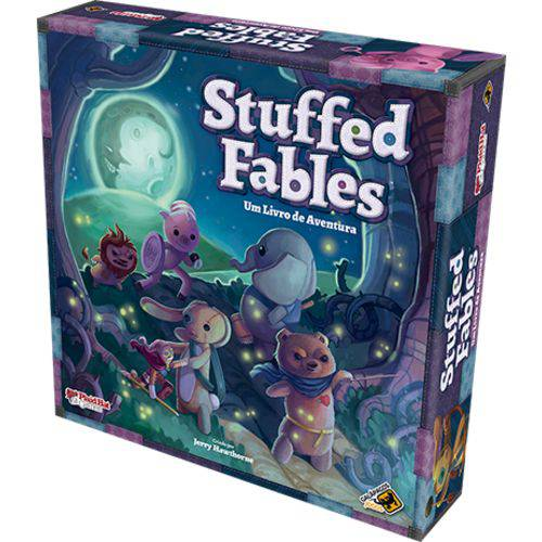 Board Game - Stuffed Fables