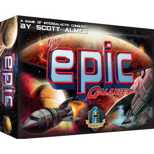 Board Game - Tiny Epic Galaxies