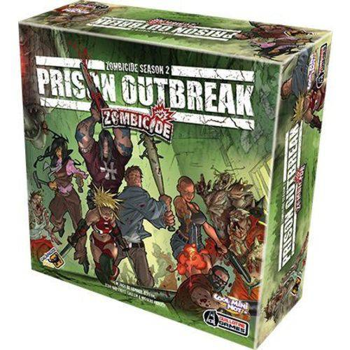 Board Game - Zombicide Season 2 Prison Outbreak