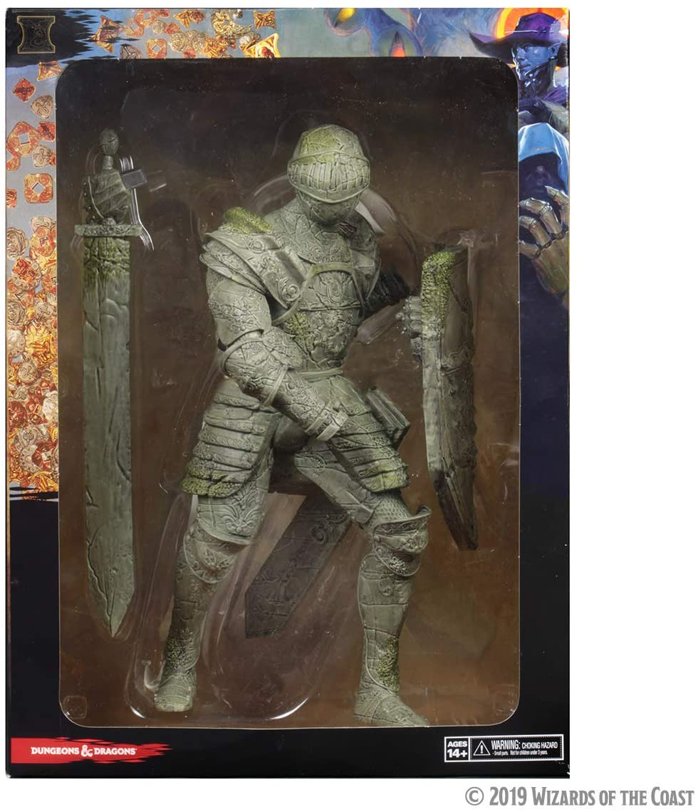 DD Icons of the Realms Miniatures Walking Statue of Waterdeep The Honorable Knight