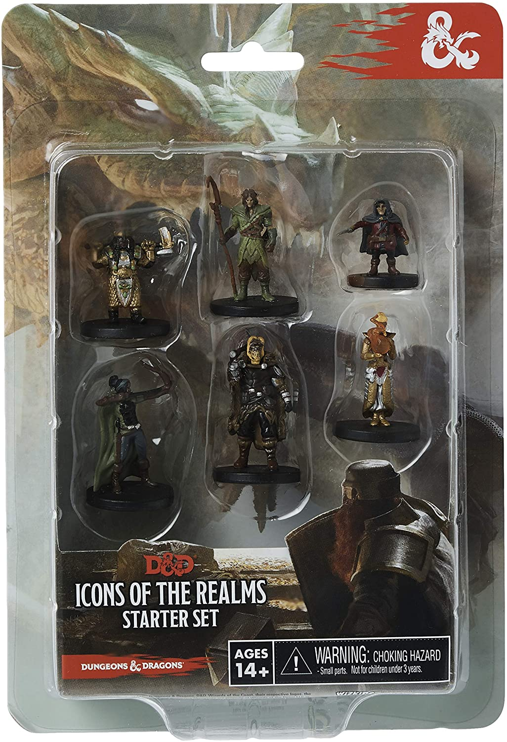 DD Icons of the Realms Starter Set