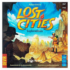 Lost Cities - Exploradores
