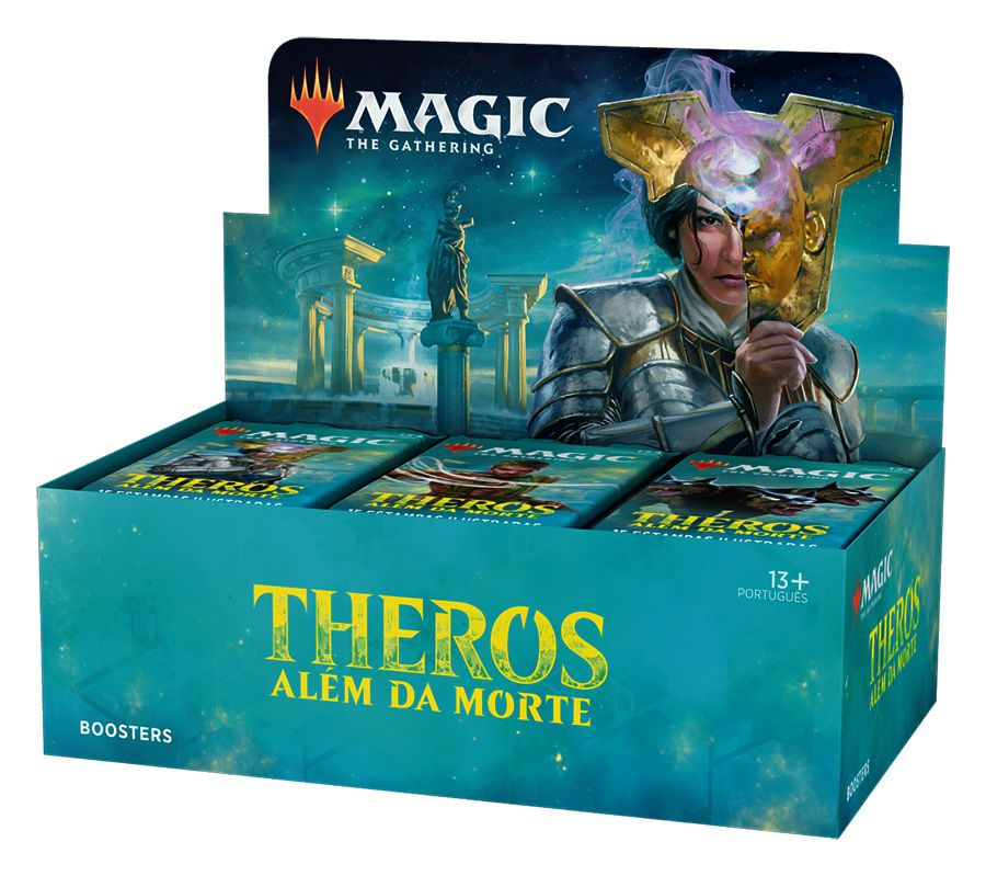 Magic - Booster Box Theros Além da Morte - Theros Beyond Death