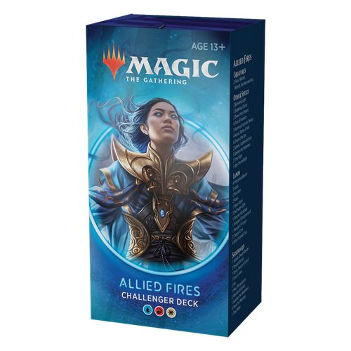 Magic - Challenger Deck 2020 Allied Fires