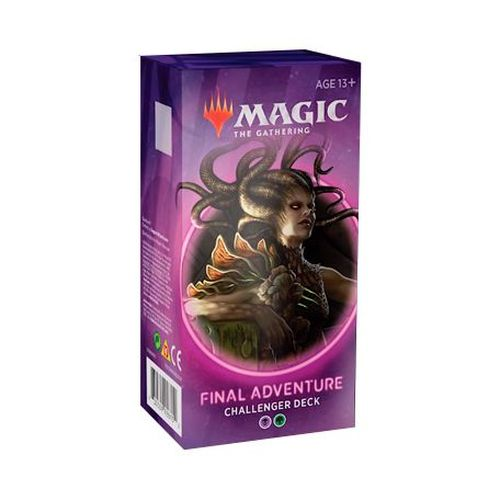 Magic - Challenger Deck 2020 Final Adventure