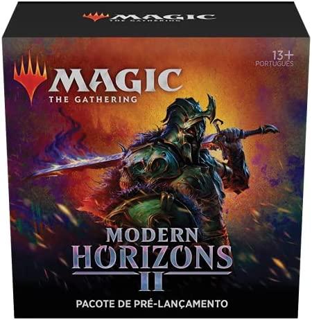 MTG Modern Horizons 2 Pre Release Pack Portugues