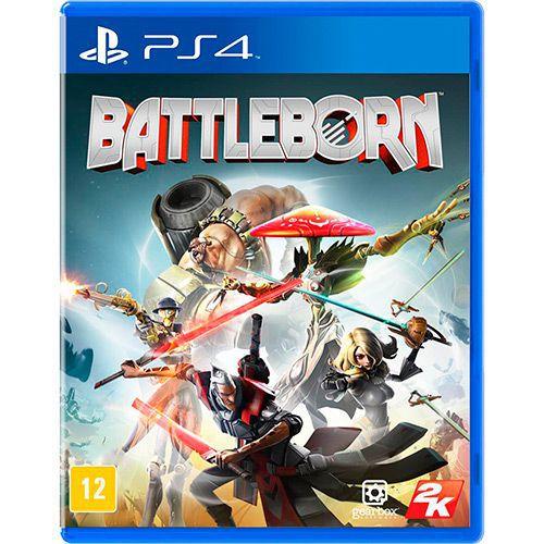 PS4 - Battleborn