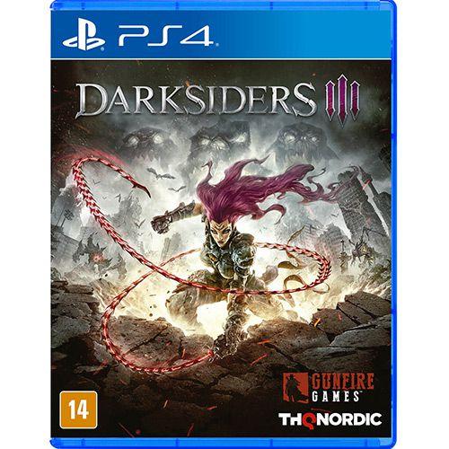 PS4 - Darksiders III