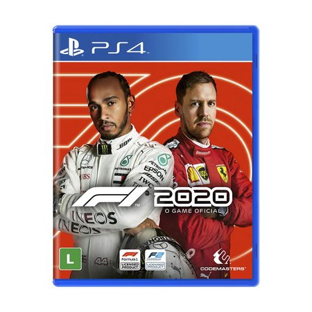 PS4 - F1 2020