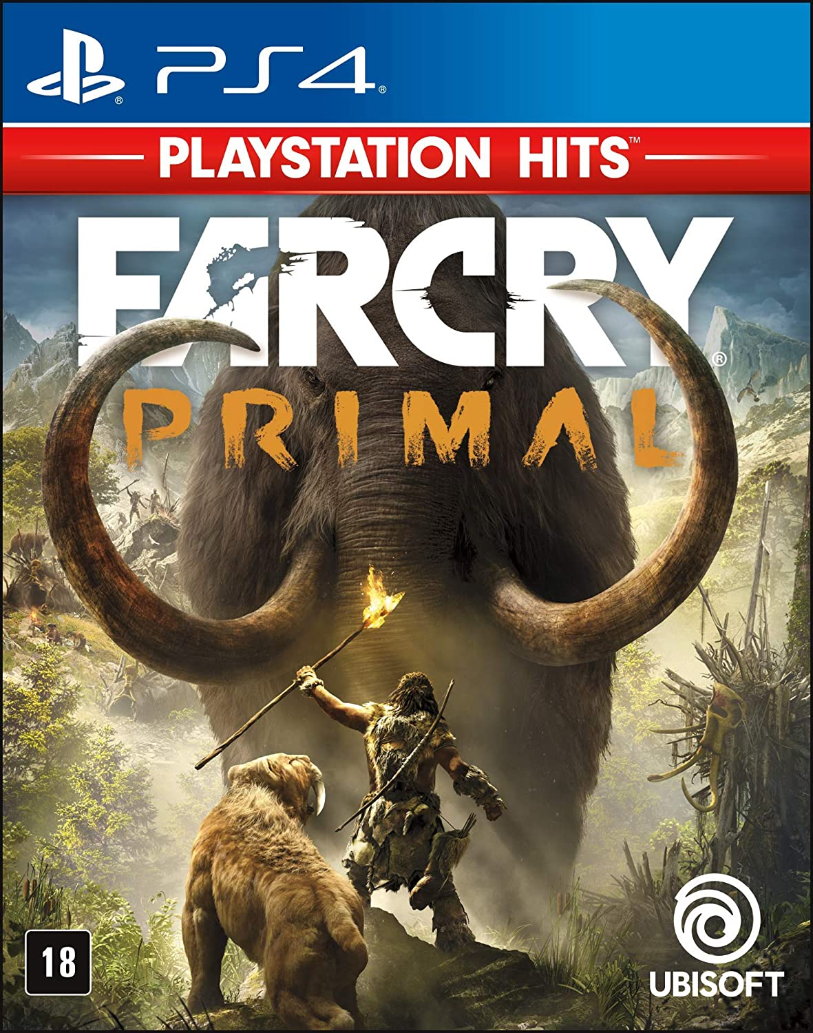 PS4 Far Cry Primal Hits