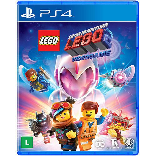 PS4 - Uma Aventura Lego 2