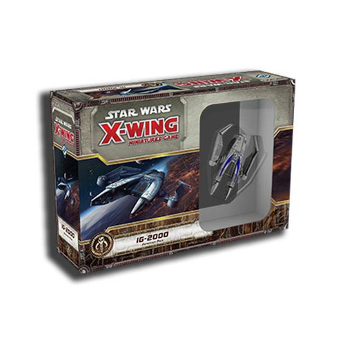Star Wars X-Wing - Expansão IG2000