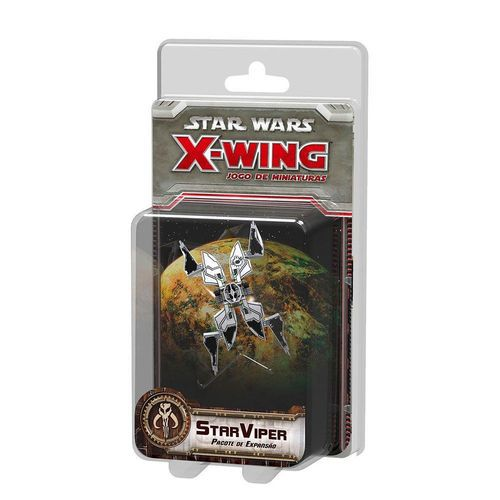 Star Wars X-Wing - Expansão StarViper