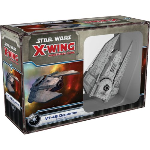 Star Wars X-Wing - Expansão VT49 Decimator