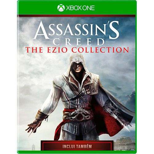 XBOX ONE - Assassins Creed The Ezio Collection