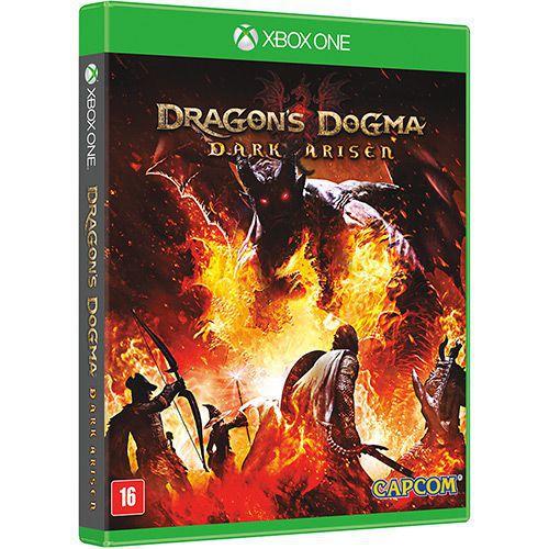 XBOX ONE - Dragons Dogma - Dark Arisen