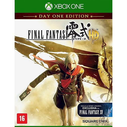 XBOX ONE - Final Fantasy Type-o HD