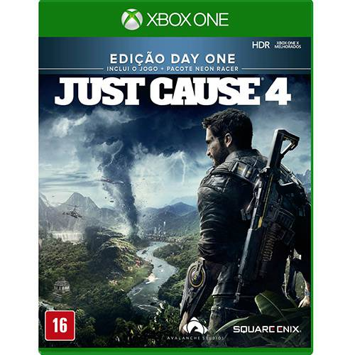 XBOX ONE - Just Cause 4