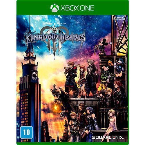 XBOX ONE - Kingdom Hearts III