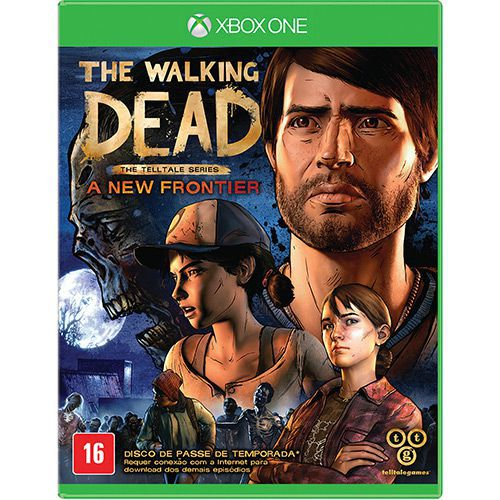 XBOX ONE - The Walking Dead - A New Frontier