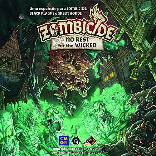 Zombicide No rest for the Wicked