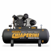 COMPRESSOR CHIAPERINI 20PES 5HP 175PSI 250LTS 220/380V TRIFASICO
