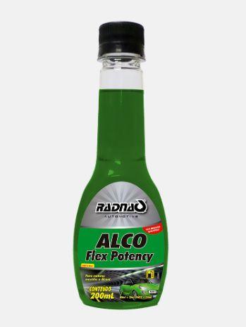 ADITIVO RADNAQ COMBUSTÍVEL ALCO FLEX POTENCY RQ.1061