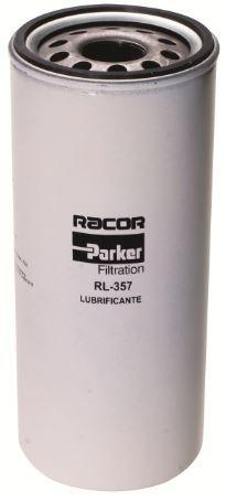 FILTRO RACOR RL-357    LUBRIF VOLVO L150E/L180E/L220E