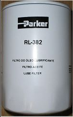 FILTRO RACOR RL-382     EFL-251  H-230W