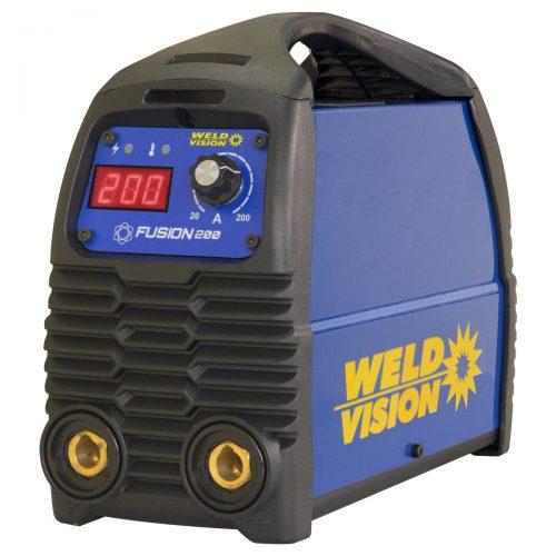 INVERSORA DE SOLDA WELD VISION FUSION 200 AMP BIVOLT