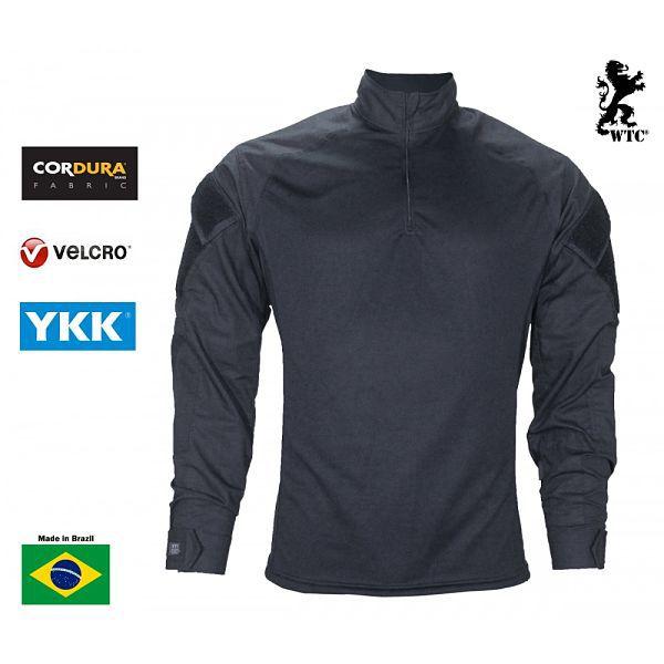 Combat Shirt NYCO Cordura Preta