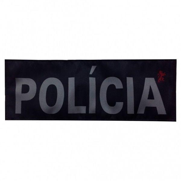 Identificação Polícia com logo WTC