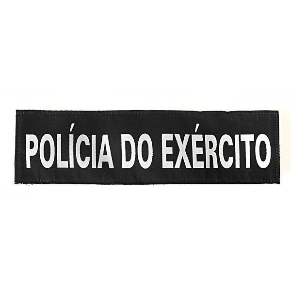 Identificação POLÍCIA DO EXÉRCITO