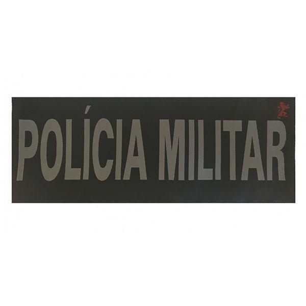 Identificação POLÍCIA MILITAR Grande