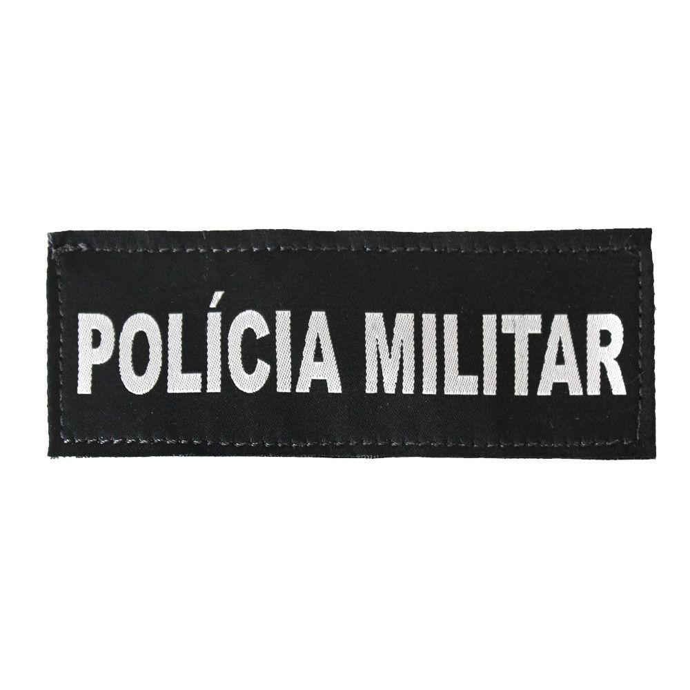 Identificação POLÍCIA MILITAR Pequeno