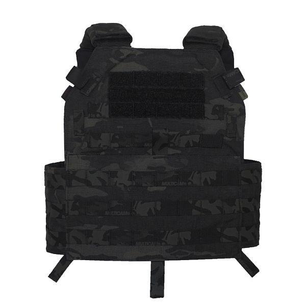 Plate Carrier Multicam® Black