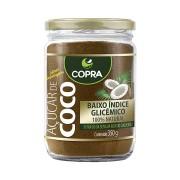 Açúcar de Coco Rico em Nutrientes. Copra 350g.