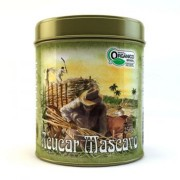 Açúcar Mascavo Orgânico Tribal - Lata 250g.