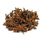Anis-estrelado (Illicium verum).  100 g