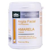 Argila Amarela Facial Profissional WNF 150g