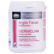 Argila Vermelha Facial Profissional. WNF. 150 gr.