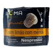 Chá Capim Limão e Menta - 10 Cápsulas para Nespresso