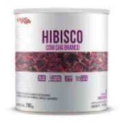Chá Instantâneo Hibisco com Chá Branco Zero Açúcar