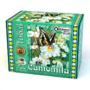 Chá Orgânico Camomila Melissa e Menta - Tribal - 15 sachês.