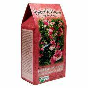 Chá Orgânico Hibiscus e Limão - Tribal - Caixa a Granel 100g.