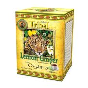 Chá Orgânico Lemon Ginger - Tribal - 15 sachês.